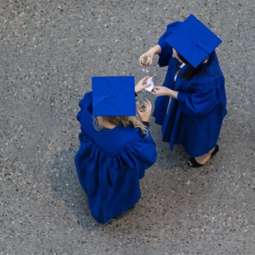 Bynder Graduation Poster image