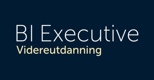 Executive Concept logo White Mbakgrunn